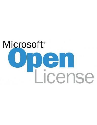 Microsoft D87-04231 ohjelmistolisenssi/-päivitys 1 lisenssi(t) Microsoft D87-04231 - 1