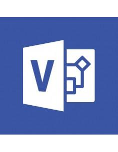 Microsoft Office Visio Professional Microsoft D87-04273 - 1