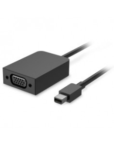 Microsoft EJQ-00005 cable gender changer Mini DisplayPort VGA Musta Microsoft EJQ-00005 - 1