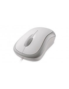 Microsoft Basic Optical Mouse USB+PS/2 Optinen 800DPI Molempikätinen hiiri Microsoft P58-00058 - 1