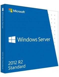 Microsoft Windows Server Standard 2012 R2, Academic, 2CPU, OLP, NL Microsoft P73-06272 - 1