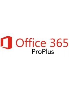 Microsoft Office 365 ProPlus 1 lisenssi(t) Lisäosa Monikielinen Microsoft S3Y-00005 - 1