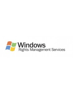 Microsoft Windows Rights Management Services Microsoft T99-01011 - 1