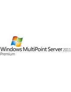 Microsoft Windows MultiPoint Server 2011 Premium, OVL-NL, 1 SrvLic, SASU 1Y-Y3 Microsoft V7J-00169 - 1