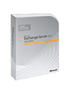 Microsoft Exchange Server 2010 Standard, GOV, OLP-NL, SA, D CAL Microsoft 381-02588 - 1