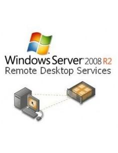 Microsoft Remote Desktop Services 2008 R2, OLP-NL, Lic/SA, DCAL, 1u Microsoft 6VC-01149 - 1