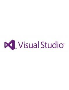 Microsoft Visual Studio Professional 2012 w/MSDN, OLP-NL, 1 LIC/SA, ML lisenssi(t) Monikielinen Microsoft 77D-00092 - 1