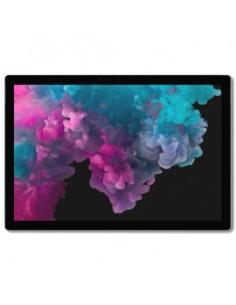 "Microsoft Surface Pro 6 31.2 cm (12.3"") 8. sukupolven Intel® Core™ i7 8 GB 256 Wi-Fi 5 (802.11ac) Platina Windows 10 Microsoft L"