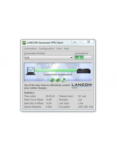 Lancom Systems Advanced VPN Client (Windows) Lancom Systems Gmbh 61603 - 1