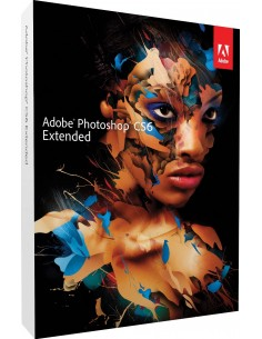 Adobe Photoshop CS6 Extended v13 Adobe 65170553AB00A00 - 1