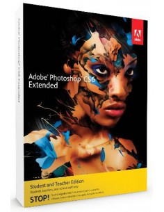 Adobe CLP-E Photoshop CS6 Extended Adobe 65170771AB02A00 - 1