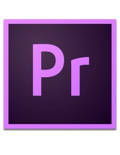 Adobe Premiere Pro CC 1 lisenssi(t) Uusiminen Monikielinen Adobe 65227401BB01A12 - 1