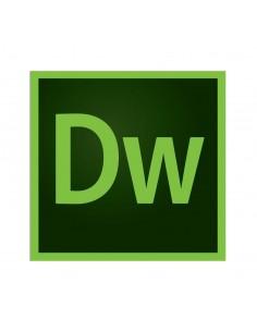 Adobe Dreamweaver CC 1 lisenssi(t) Uusiminen Monikielinen Adobe 65227439BB01A12 - 1