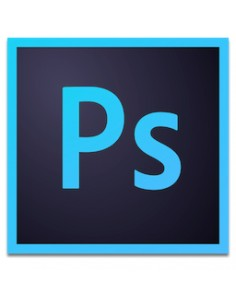 Adobe Photoshop CC 1 lisenssi(t) Uusiminen Englanti Adobe 65227478BB04A12 - 1