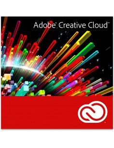 Adobe Creative Cloud Team RNW 1 lisenssi(t) Uusiminen Monikielinen Adobe 65227488BB01A12 - 1