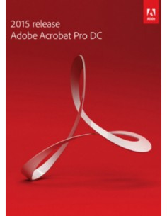Adobe Acrobat Pro DC, DK Adobe 65258698AA03A00 - 1