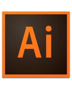 Adobe Illustrator CC 1 lisenssi(t) Englanti Adobe 65263255BB02A12 - 1