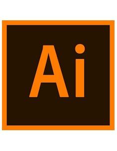 Adobe Illustrator 1 lisenssi(t) Lisenssi Monikielinen Adobe 65297603BA01A12 - 1