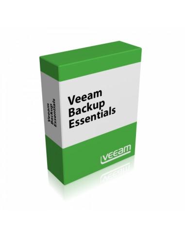 Veeam Backup Essentials 1 lisenssi(t) Veeam V-ESSENT-0V-SU5YP-00 - 1