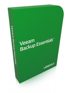 Veeam Backup Essentials Lisenssi Veeam V-VASENT-VS-P0000-UD - 1