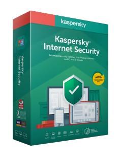 Kaspersky Lab Internet Security + for Android Peruslisenssi 1 lisenssi(t) Kaspersky KL1939G5AFS-20KISA - 1