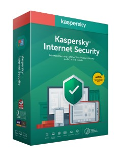 Kaspersky Lab Internet Security + for Android Peruslisenssi 1 lisenssi(t) Kaspersky KL1939G5AFS-20KISA - 1
