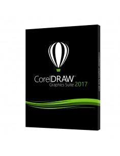 Corel CorelDraw Graphics Suite 2017 15+1U Multilingual Corel LCCDGS2017MLCRA - 1
