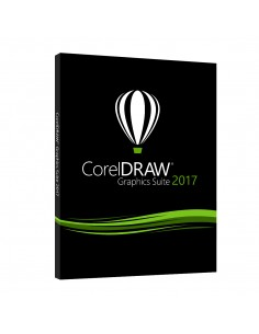Corel CorelDraw Graphics Suite 2017 1U UPG 1 lisenssi(t) Päivitys Monikielinen Corel LCCDGS2017MLUG1 - 1