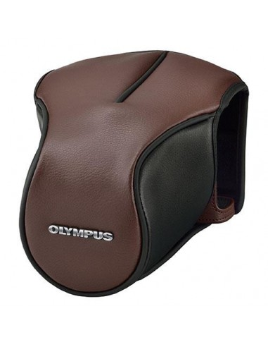Olympus CS‑46FBC Ruskea Olympus V601067NW000 - 1