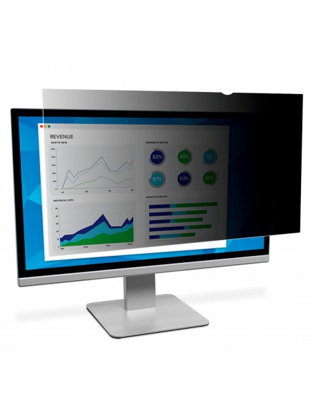 """3M Privacy Filter for 23"""" Widescreen Monitor 3m 7000021450 - 1"""