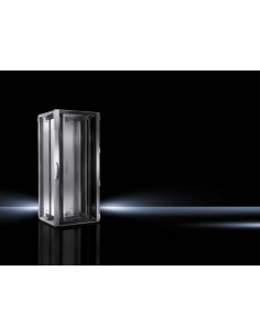 Rittal 5514.120 rack cabinet 47U Freestanding Black, Grey Rittal 5514120 - 1