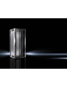 Rittal DK 5526.120 24U Freestanding rack Black, Grey Rittal 5526120 - 1
