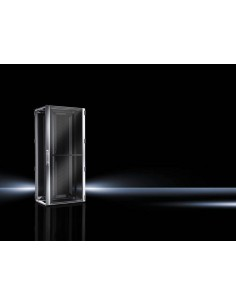 Rittal DK 5527.181 38U Freestanding rack Black, Grey Rittal 5527181 - 1