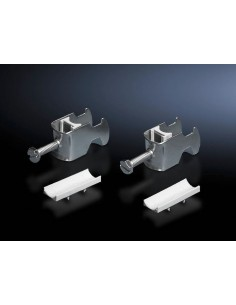 Rittal DK 7097.300 cable clamp Silver 25 pc(s) Rittal 7097300 - 1