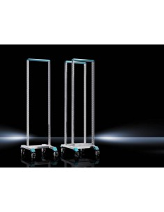 Rittal DK 7400.000 40U Freestanding rack Grey Rittal 7400000 - 1