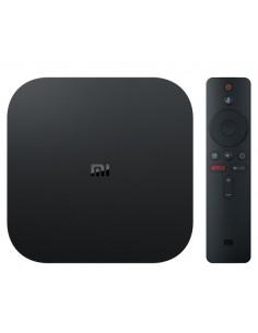 Xiaomi Mi Box S Black 4K Ultra HD 8 GB Wi-Fi Xiaomi MDZ22AB - 1