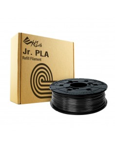 XYZprinting RFPLCXEU01B 3D-tulostusmateriaali Polymaitohappo (PLA) Musta 600 g  RFPLCXEU01B - 1