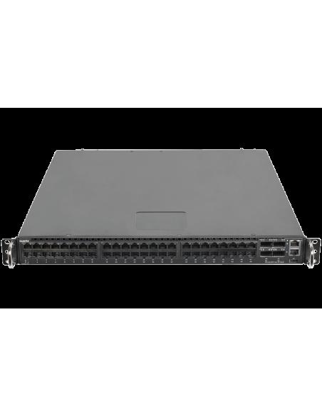 QCT QuantaMesh BMS T3048-LY9 Managed L2/L3 Gigabit Ethernet (10/100/1000) 1U Black Quanta 1LY9UZZ0000 - 2