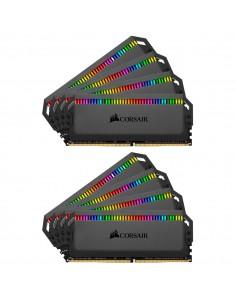 Corsair Dominator CMT128GX4M8X3800C19 muistimoduuli 128 GB 8 x 16 DDR4 3800 MHz Corsair CMT128GX4M8X3800C19 - 1