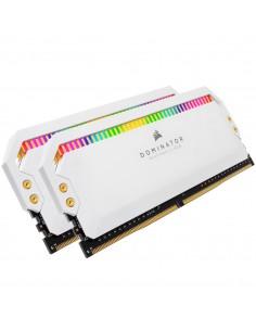 Corsair Dominator CMT16GX4M2Z3200C16W muistimoduuli 16 GB 2 x 8 DDR4 3200 MHz Corsair CMT16GX4M2Z3200C16W - 1