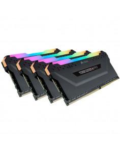 Corsair Vengeance CMW128GX4M4D3600C18 muistimoduuli 128 GB 4 x 32 DDR4 3600 MHz Corsair CMW128GX4M4D3600C18 - 1