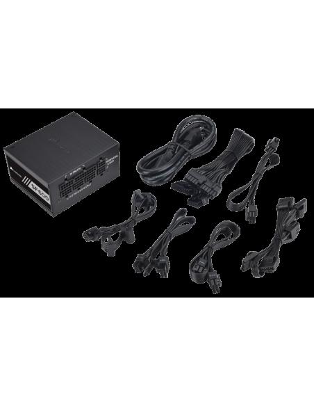 Corsair SF600 virtalähdeyksikkö 600 W 24-pin ATX SFX Musta Corsair CP-9020105-EU - 4