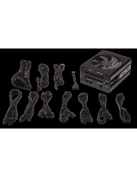 Corsair HX750 virtalähdeyksikkö 750 W 20+4 pin ATX Musta Corsair CP-9020137-EU - 7