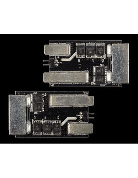 Corsair HX750 virtalähdeyksikkö 750 W 20+4 pin ATX Musta Corsair CP-9020137-EU - 10
