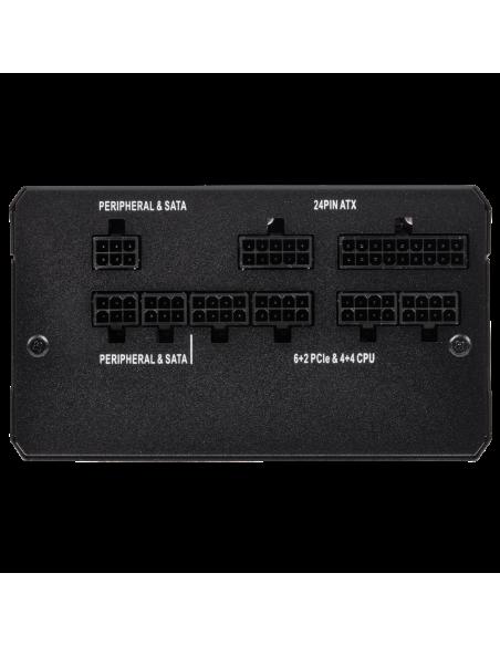 Corsair RM650 virtalähdeyksikkö 650 W 20+4 pin ATX Musta Corsair CP-9020194-EU - 4