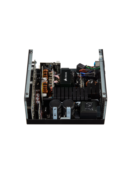 Corsair RM650 virtalähdeyksikkö 650 W 20+4 pin ATX Musta Corsair CP-9020194-EU - 6