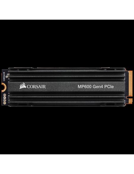 Corsair MP600 M.2 2000 GB PCI Express 4.0 3D TLC NVMe Corsair CSSD-F2000GBMP600 - 2