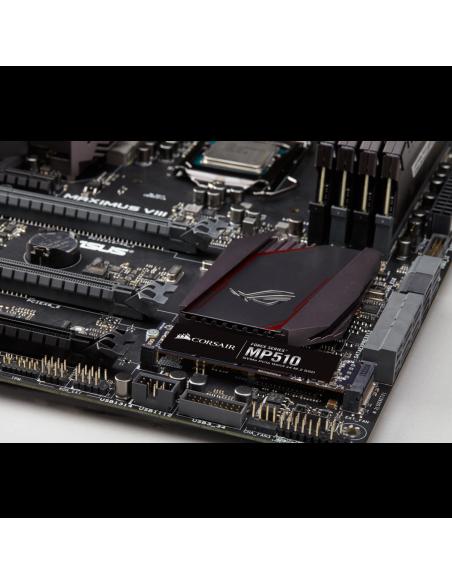Corsair Force MP510 M.2 240 GB PCI Express 3.0 3D TLC NVMe Corsair CSSD-F240GBMP510 - 6