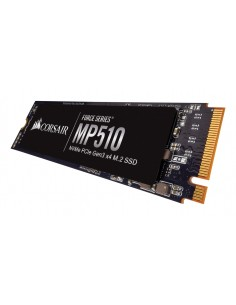 Corsair MP510 M.2 480 GB PCI Express 3.0 3D TLC NAND NVMe Corsair CSSD-F480GBMP510B - 1