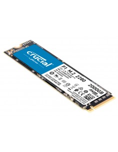 Crucial P1 2tb 3d Nand Nvme Pcie M.2 Ssd Crucial Technology CT2000P1SSD8 - 1